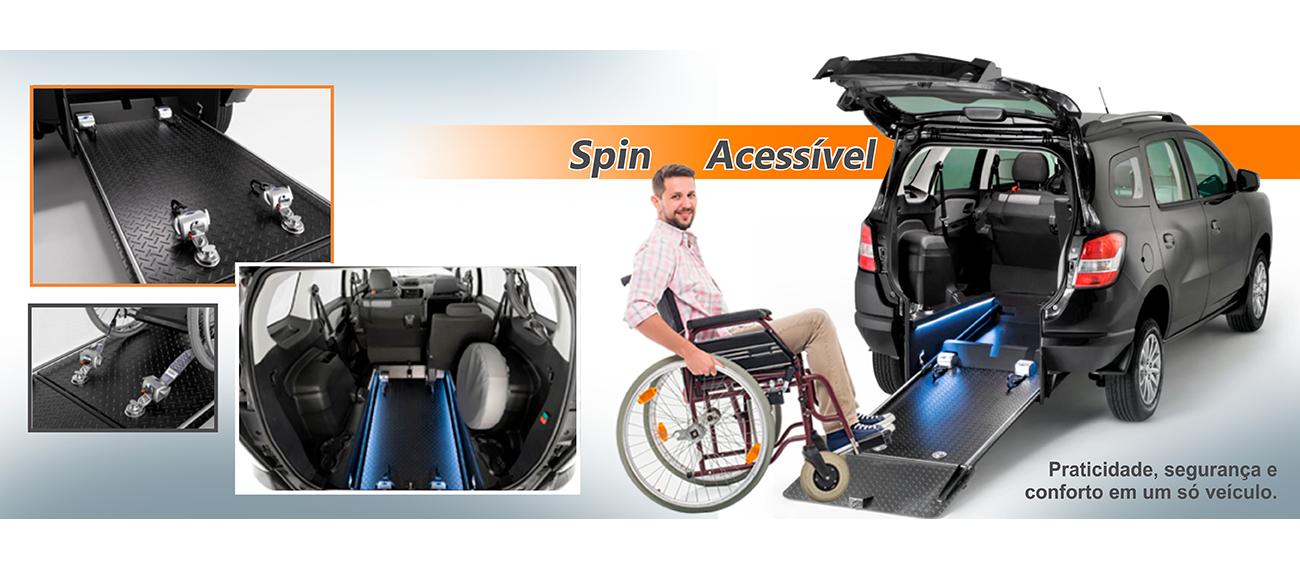 Spin Acessível